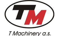 Logo: T Machinery