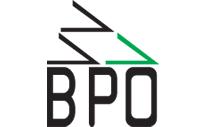 Logo: Báňské projekty Ostrava